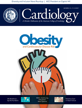 Cardiology Magazine, July 2018