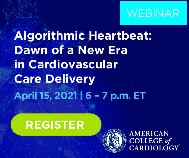 Algorithmic Heartbeat: Dawn of a New Era in Cardiovascular Care Delivery