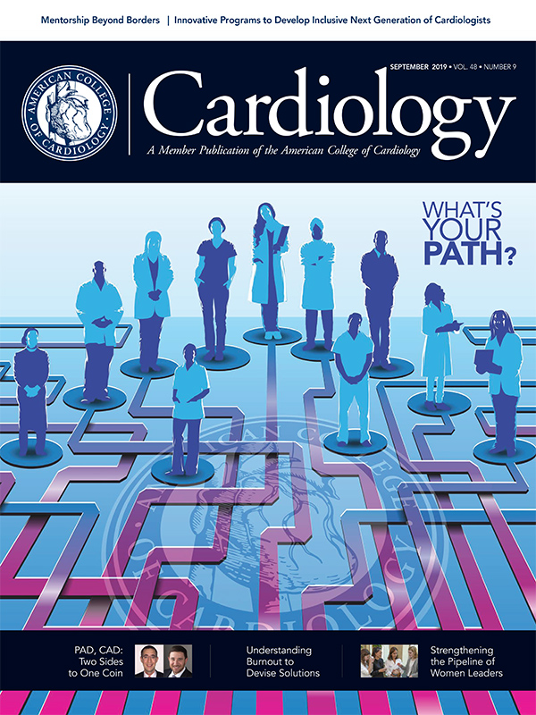 September 2019 Cardiology magazine