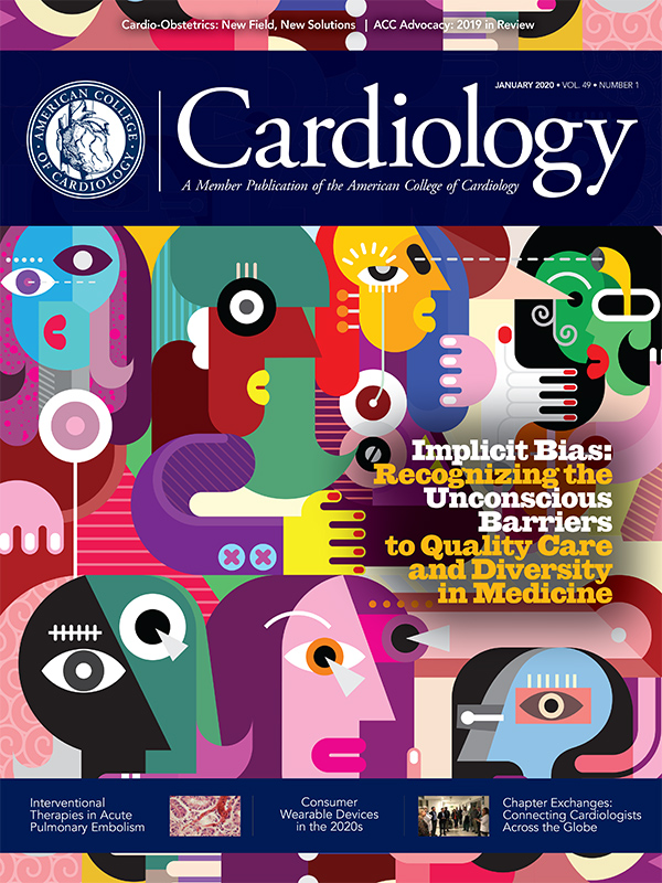 January 2020 Cardiology magazine