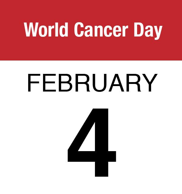 World Cancer Day (Feb. 4)