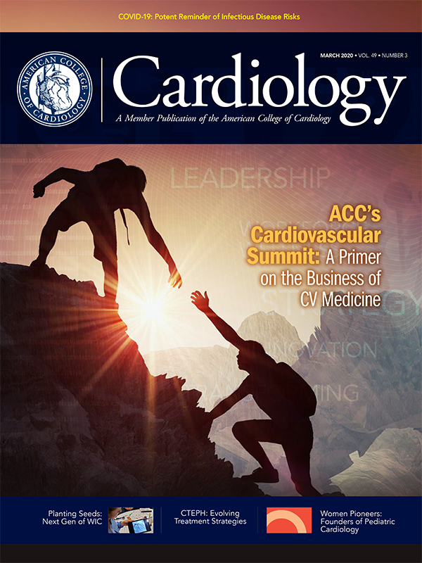 March 2020 Cardiology magazine