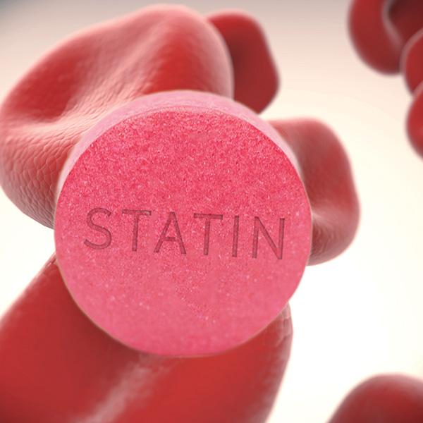 Statin Pill; Conceptual Image