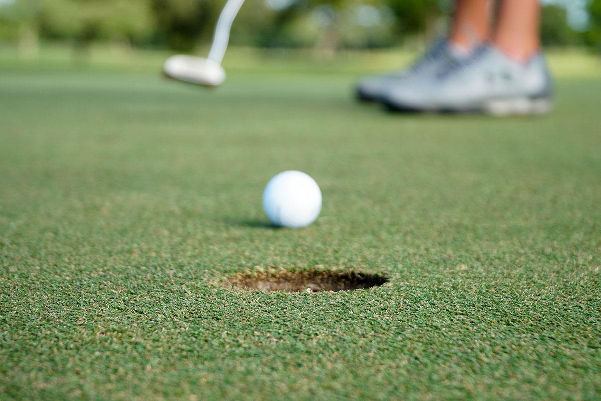 Retirement, Playing Golf