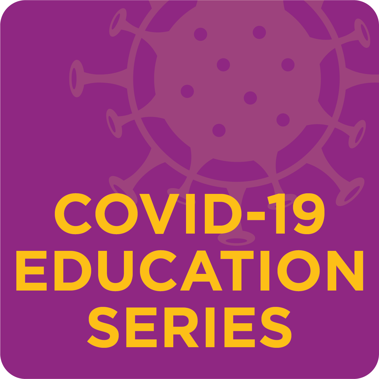 ACC COVID-19 Education Series