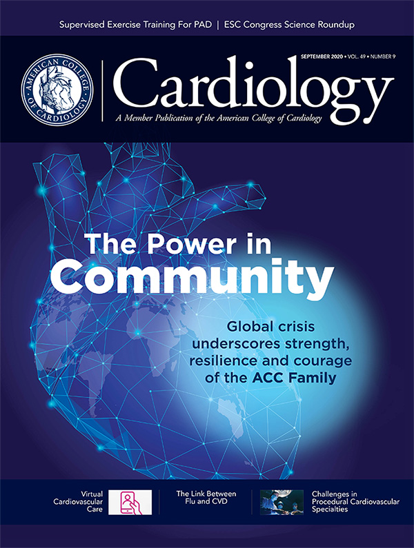 September 2020 Cardiology magazine