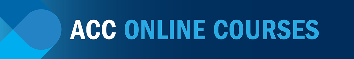 ACC Online Courses