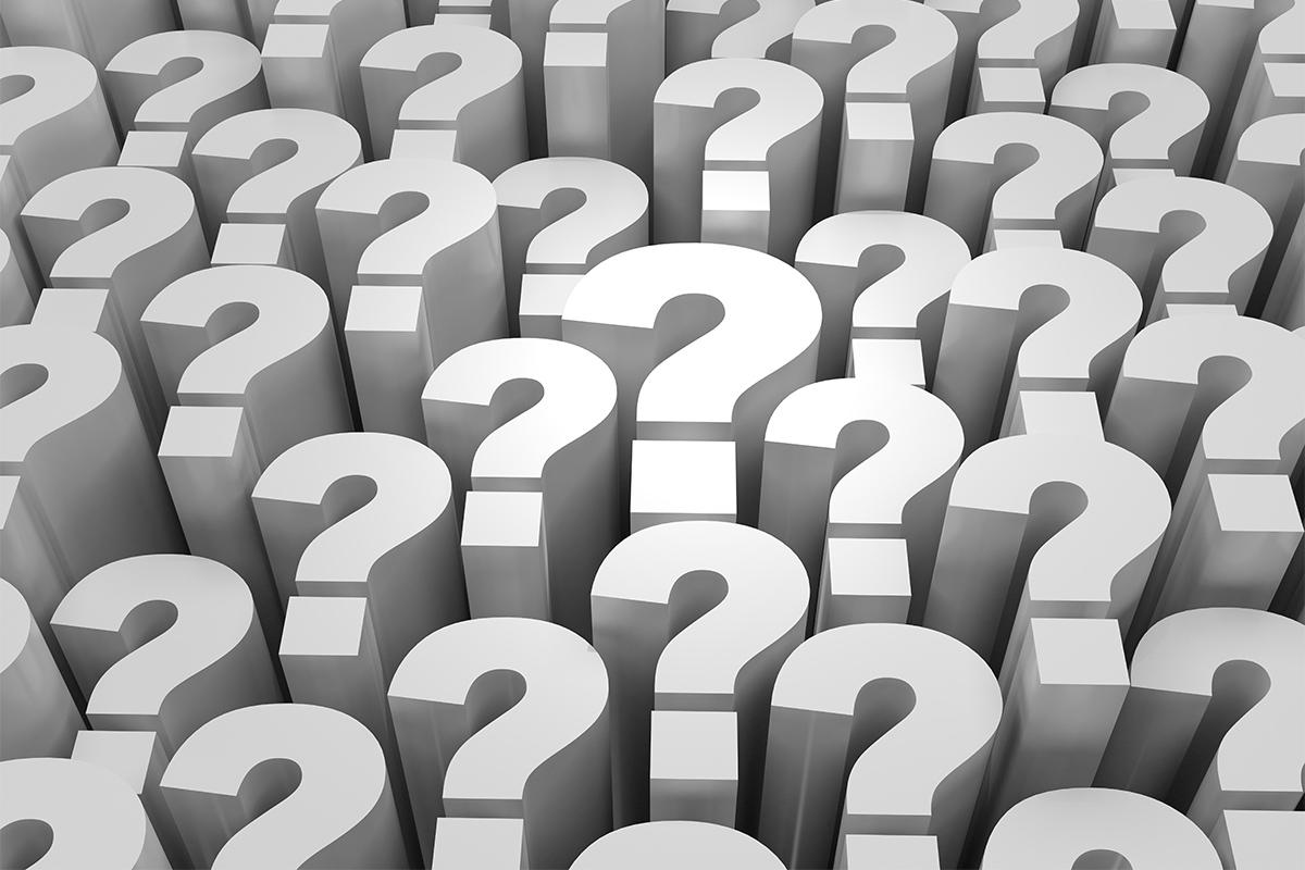Questions; Conceptual Image