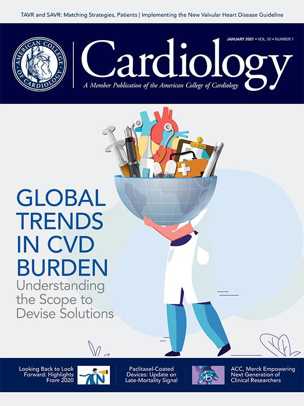 January 2021 Cardiology magazine