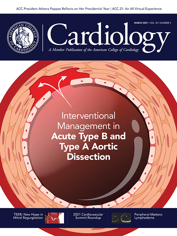 March 2021 Cardiology magazine