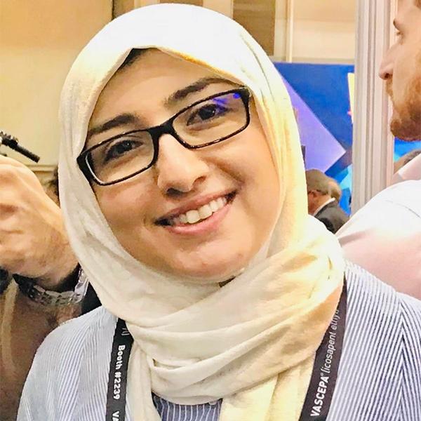Lina Ya'qoub, MD