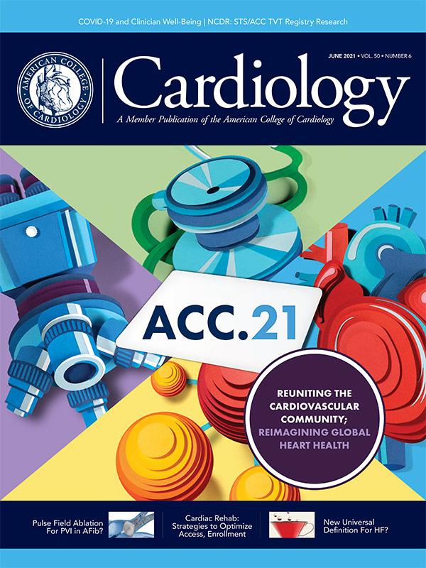 June 2021 Cardiology magazine