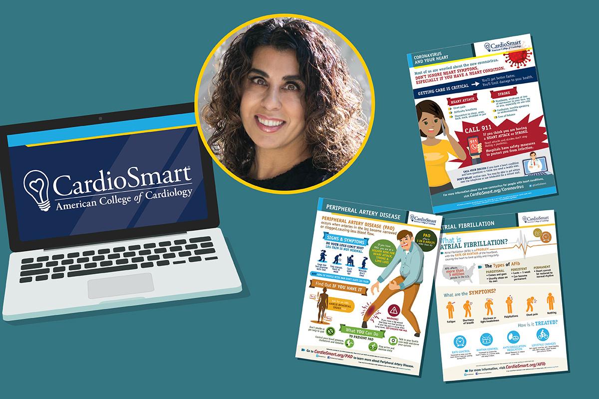 Martha Gulati Reflects on  Guiding a Gem - CardioSmart