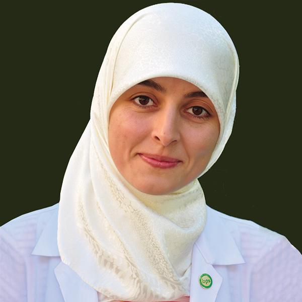 Israa Fadhil Yaseen, BPharm, BCCP, BCPS, PhD, CCA