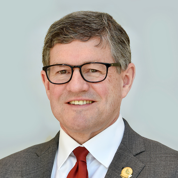Edward T.A. Fry, MD, FACC, Vice President