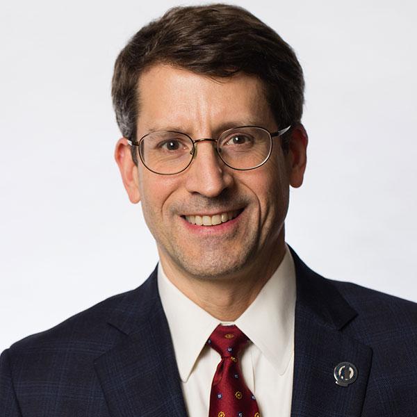 Joseph Edward Marine, MD, MBA, FACC, BOG Chair