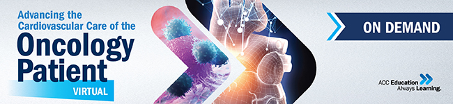 Advancing the Cardiovascular Care of the Oncology Patient