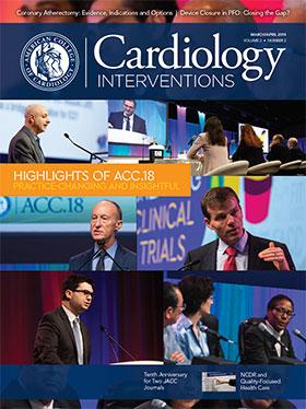 Cardiology Magazine, Jan 2018