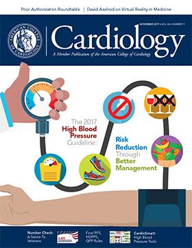 Cardiology Magazine, October 2017