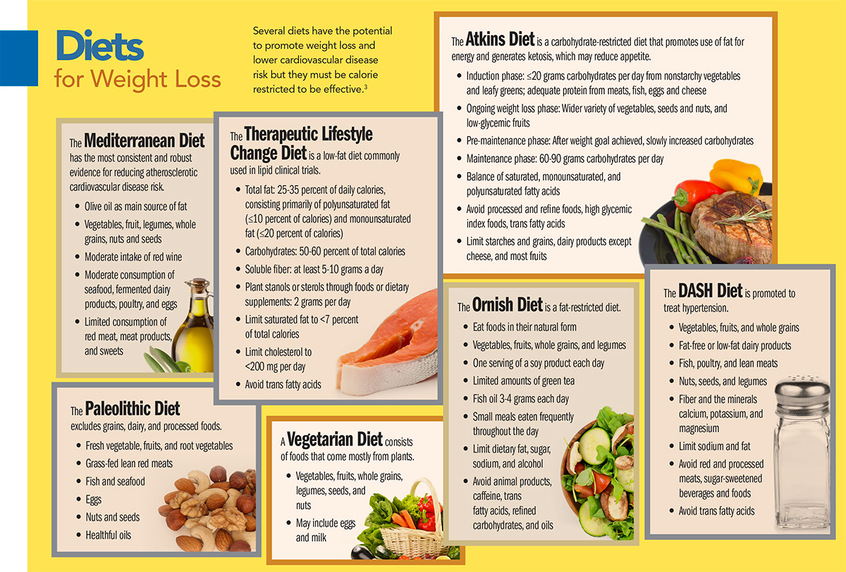 dietary changes of obesity