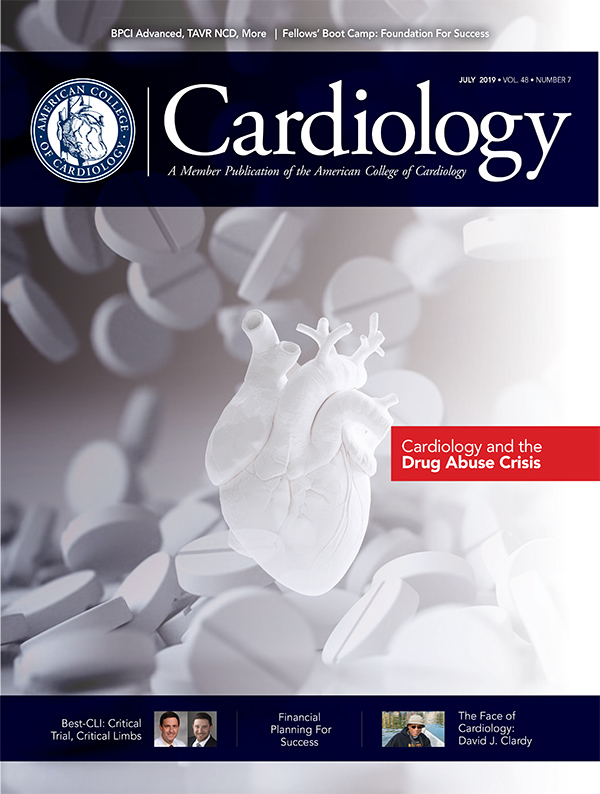 July 2019 Cardiology magazine