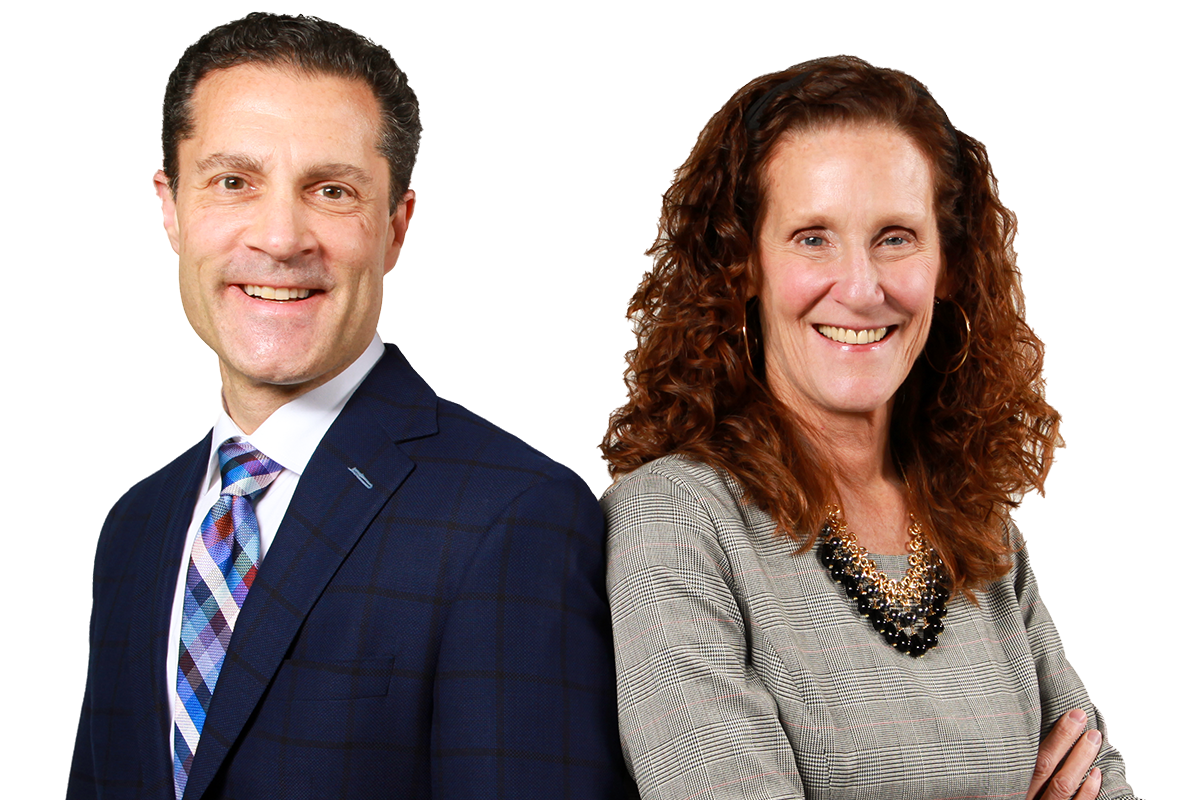 Andrew M. Kates, MD, FACC and Pamela B. Morris, MD, FACC