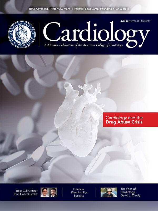 July 2019 Cardiology magazine