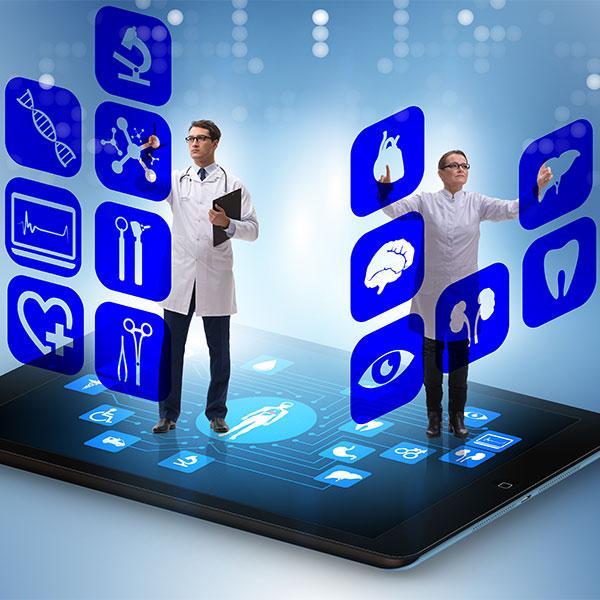 Patient Monitoring, Condition Management; Conceptual Image