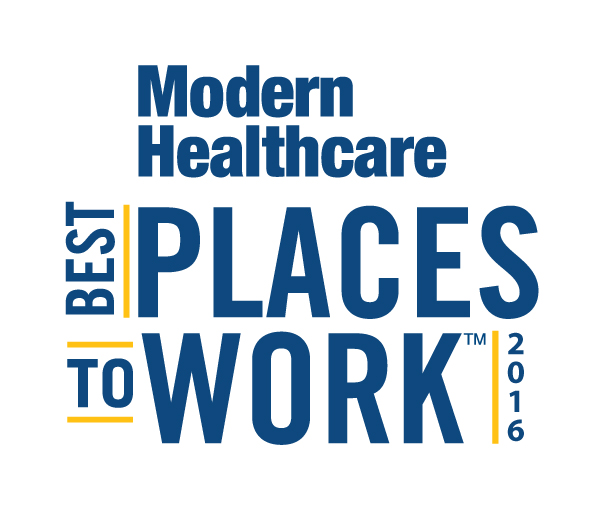 Modern Healthcare Best Places to Work 2016