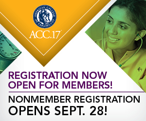 ACC.17 Member-only Registration is NOW OPEN!