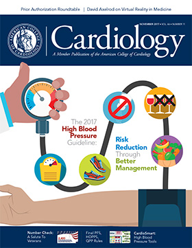 Cardiology Magazine, October 2017