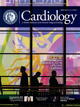 Cardiology Magazine, March 2018