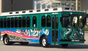 I-Ride Trolleys