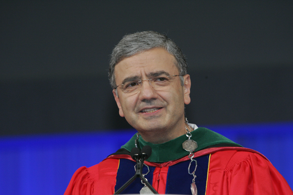ACC President William Zoghbi, MD, FACC