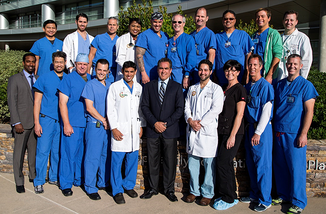 Cath Lab Profile: Conquering the New Frontier at UC San Diego