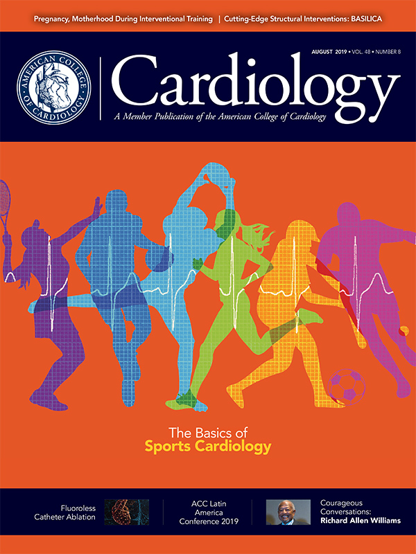 Cardiology Magazine August 2019