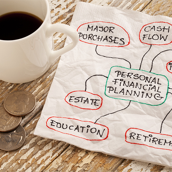 Finances Saving Investments; Conceptual Image
