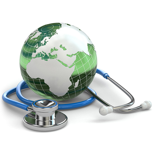 Global Health; Conceptual Image