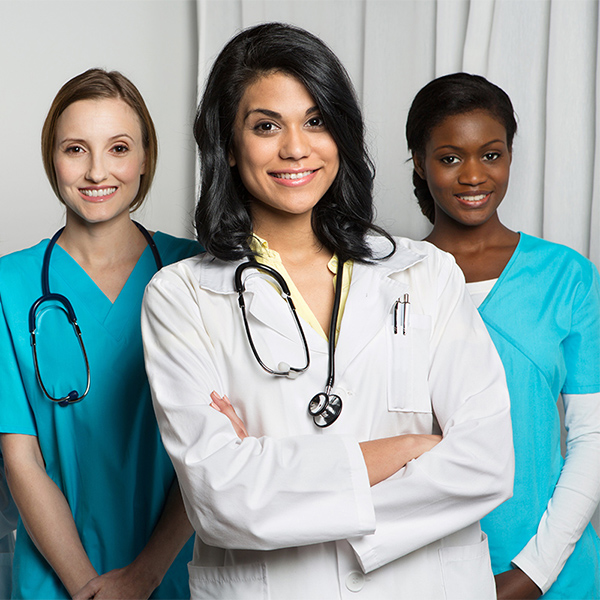 Diverse Medical Professionals; Conceptual Image