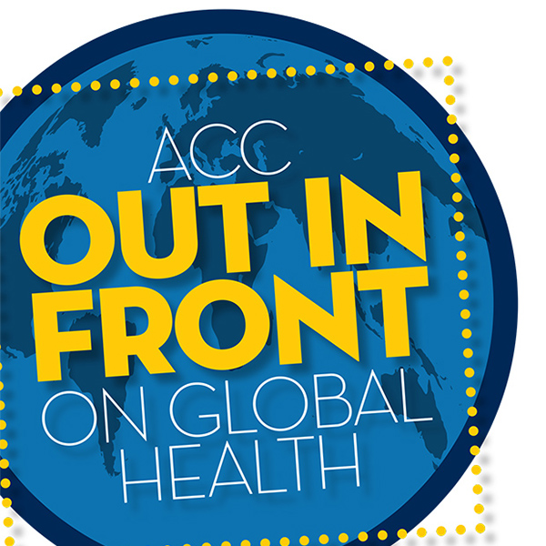 ACC Out in Front on Global Health