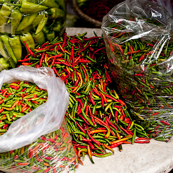 Chili Peppers; Conceptual Image