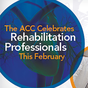 The ACC Celebrates Rehabilitation Professionals in February