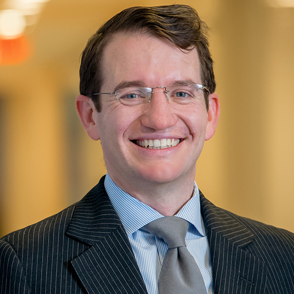 William J. Oetgen, MD, MBA, FACC – Executive Vice President