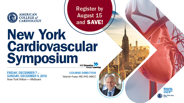 New York Cardiovascular Symposium