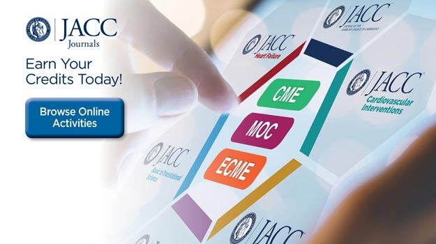JACC Certified Education Activities