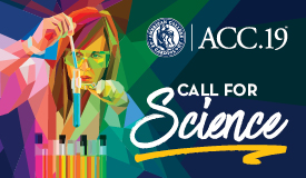 ACC.19 Call for Science