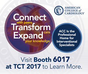 Visit ACC Booth 6017 at TCT 2017
