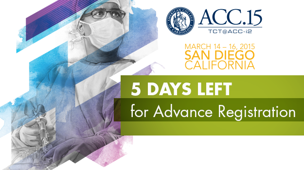 ACC.15 Advance Registration - 5 Days Left!