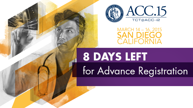 ACC.15 Advance Registration - 8 Days Left!