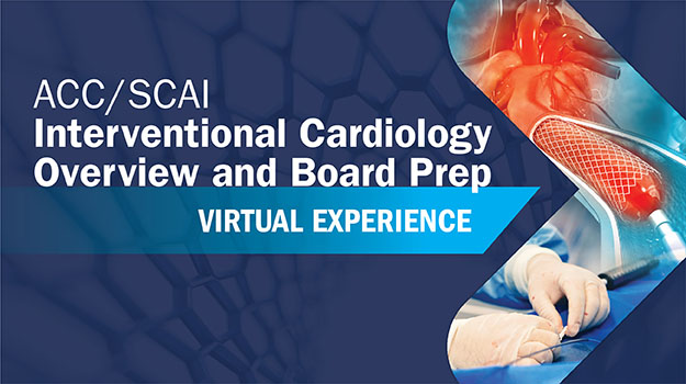 ACC/SCAI Interventional Cardiology Overview and Board Prep